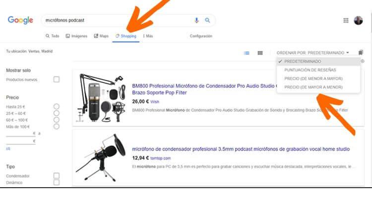 microfonos-podcast-google-shopping